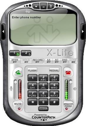 X-Lite Soft-Phone