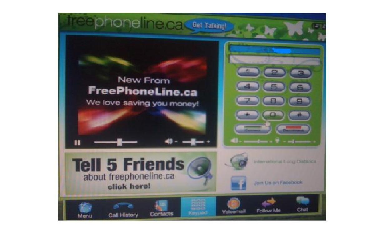 Old FreePhoneLine Soft-Phone