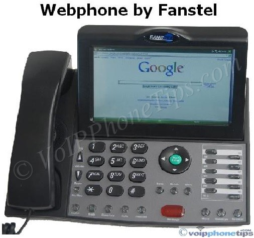 Webphone By Fansterl