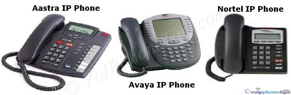 Intermediate IP Phones