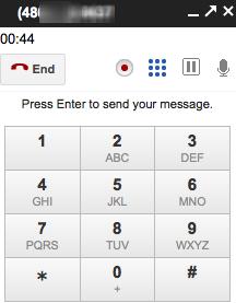Step 5.0 Google Voice Soft Phone