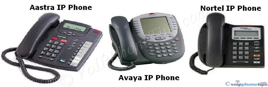 Intermediate IP Phones