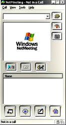 NetMeeting Messenger
