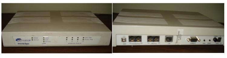 Tenor ASM400 VoIP Gateway