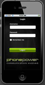 PhonePower-iPhone-App