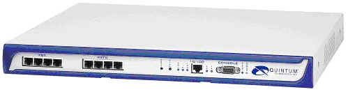 Quintum DX Advanced VoIP Gateway