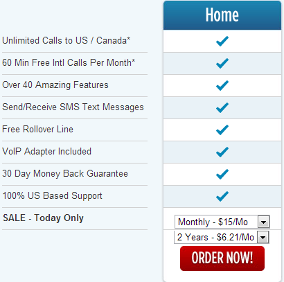 Residential VoIP Providers, Cheap Home Phone Service VoIP