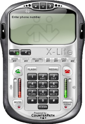 X-Lite Soft-Phone