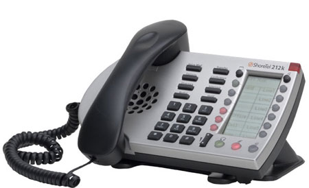 Shoretel IP Phone IP212K