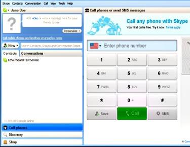 Skype Softphone