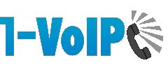 1-VoIP Logo