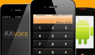 AXvoice Mobile App