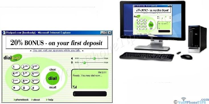 Dialpad VoIP Soft-Phone