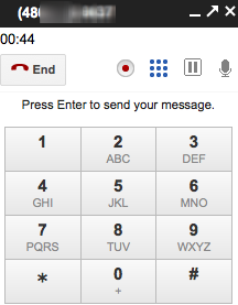 Step 5.0 Google Voice Soft Phone
