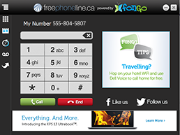 Free Phone Line VoIP Canada